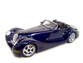 Buy MORGAN AERO 8 BLUE 1:18 DIECAST MODEL