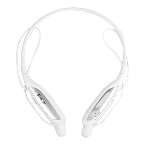 Hbs-830 Bluetooth Tone Pro Wireless Stereo Headset (White Color) Latest Model