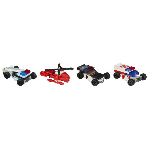 KRE-O Transformers Micro-Changers Combiners Defensor Construction Set (A4474)