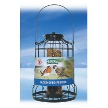 Supa Caged Seed Feeder 15cm (6\
