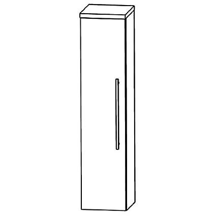 In Kera Trends Medium Cupboard (MNA813A7L/R) Furniture, 30cm