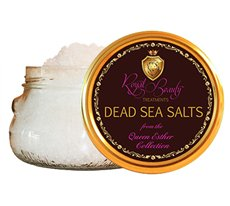 Dead Sea Salt - 100% Pure, 17 oz.