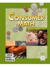 Consumer Math, Teacher's Edition, 2nd Edition (2 Books) PDF