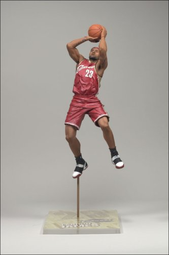 Buy McFarlane: NBA Series 13 – LeBron James for Cleveland Cavaliers