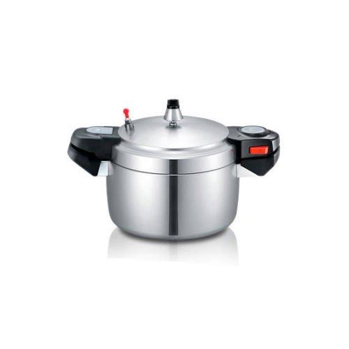 Cast Iron Pressure Cooker