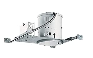 Juno Lighting TC2 6-Inch Non-IC Rated Construction Universal Housing