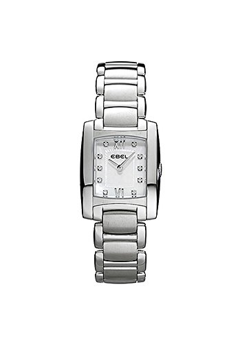 Ebel Brasilia Ladies Diamond Watch 9976M22/98500
