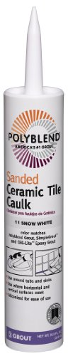Polyblend Sanded Tile Caulk (Custom Building Products Silicone compare prices)