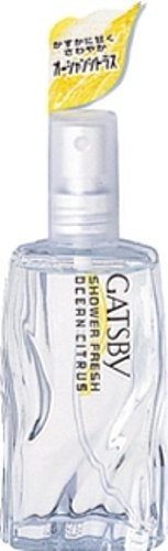 GATSBY ギャツビー シャワーフレッシュ オーシャンシトラス 60mL