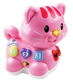 Vtech Catch-me-kitty Pink Exclusive by Vtech