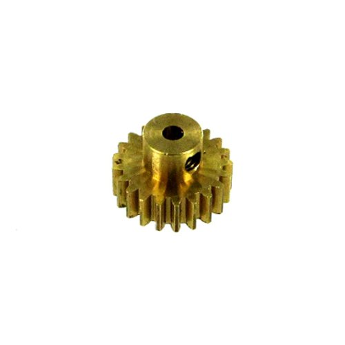 Redcat Racing Brass Pinion Gear, 21T, .8 Module