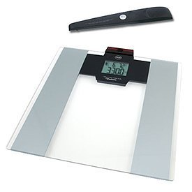 American Weigh Amw-330hrs Bmi Fitness Scale With Height Wand 330 X 0.2 Pound
