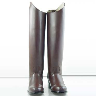 fec9150911d DD Ladies Dressage Boot Tall Horseback Riding with back zipper Black All  Sizes Available Overview