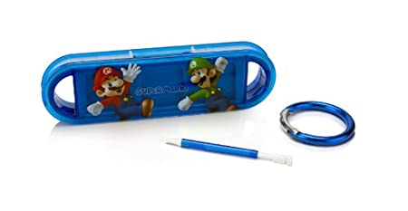 PDP 3DS Super Mario Sliding Game Case
