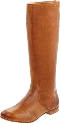 FRYE Women's Jillian Pull-On Boot, Camel, 5.5 M US