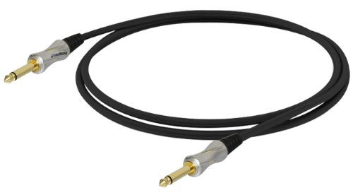 Bespeco Platinum Series 9.8-Feet Guitar Cable With 1/4-Inch Straight Jacks