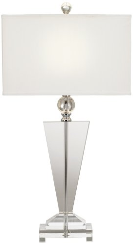 crystal table lamps vienna full spectrum crystal trophy table lamp. Black Bedroom Furniture Sets. Home Design Ideas