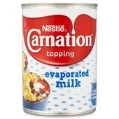 Carnation Evaporated Milk 410G