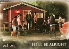 The Twilight Saga - Eclipse Premium Trading Cards - #75 - He'll Be Alright