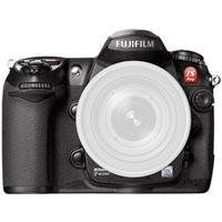 Fujifilm IS Pro Body Only, 12.3 MP Digital SLR Camera with Nikon F Lens Mount, with Pro Body Kit
