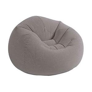 Intex Recreation Beanless Bag Chair, Beige