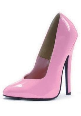 Ellie Shoes Women's 8260 Pink Pumps 8 B(M) US