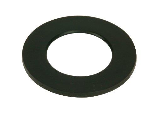 American Lighting Lpt-Bk Decorative Trim Ring For Led Thirty Puck Light, Black