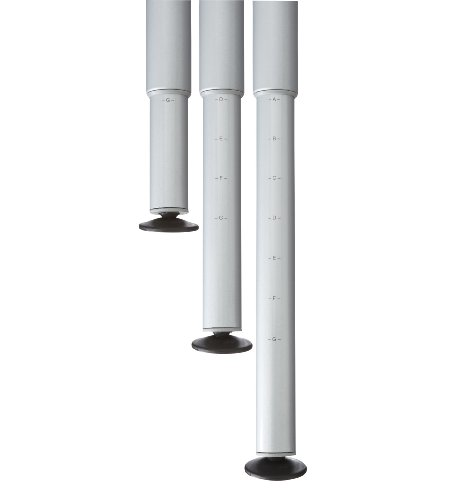 iceberg-ice68140-steel-officeworks-freestyle-teaming-table-leg-set-24-to-36-adjustable-length-x-1-1-