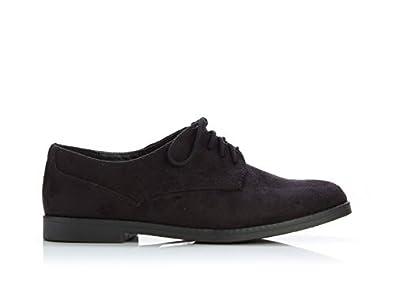 Amazon.com Soda Women Cute Classic Oxford Flat Shoes Shoes