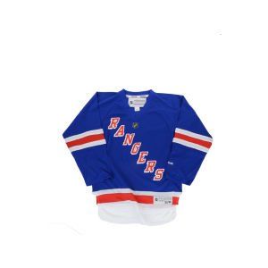 NHL New York Rangers Replica Youth Jersey, Royal, Large/X-Large