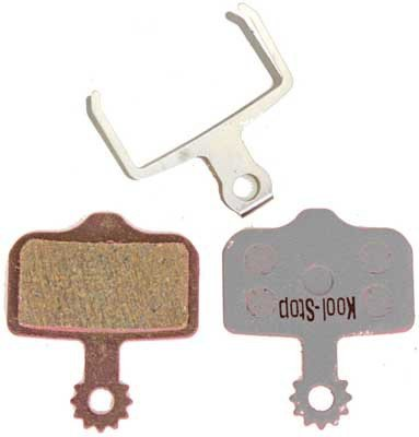 Buy Low Price Kool Stop Organic Disc Brake Pads for Avid Elixir and XX – 1 Pair (KS-D296A)