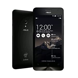 "New Asus Zenfone 5 8GB Dual SIM (Unlocked) A501CG 3G 5"" Intel Z2560 1.6GHz Black"