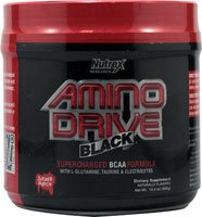 Nutrex Research AMINO DRIVE Black Sucker Punch -- 30 Servings american crew гель classic firm hold styling gel объем 250 мл