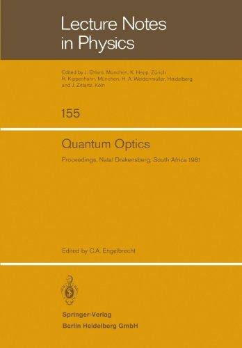 Quantum Optics Cathedral Peak: South Africa, 1980