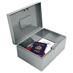 MMF221F92GRA - Locking Heavy-Duty Security Box