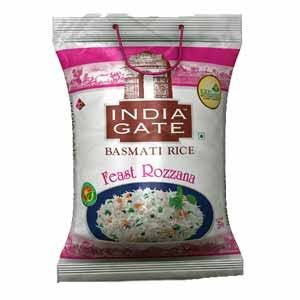 Image result for picture of bags of Indian rice