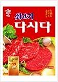 CJ 牛肉ダシダ 100g  ■韓国食品・韓国食材・韓国調味料 牛肉味ダシダ 調味料■