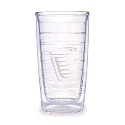 Clear 16 Oz. Insulated Tumbler (Set Of 2) front-1059679