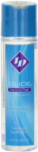 I-D Glide Personal Water Based Lubricant, 8.5-Ounce Bottle