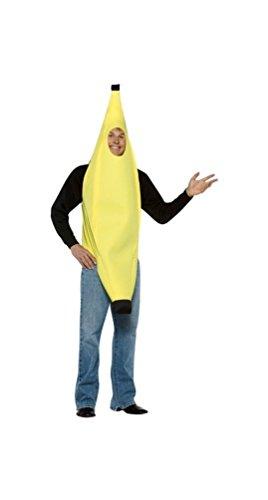 Banana Costume - Adult Costume