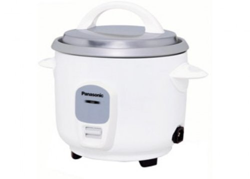 Panasonic Sr-E28 15-Cup (Uncooked) Rice Cooker, 220 To 240-Volt