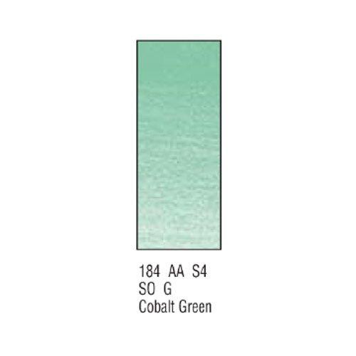 Winsor newton & artists-aquarelle-kobaltgruen - 5 ml
