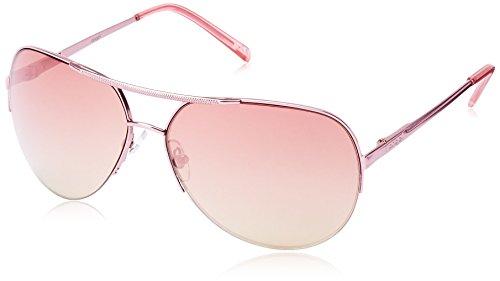 Angel Women'S Cece Aviator Sunglasses,Pink,64 Mm