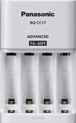 Panasonic eneloop Advanced Battery Charger with 4 LED Indicator for AA AAA Ni-MH battery