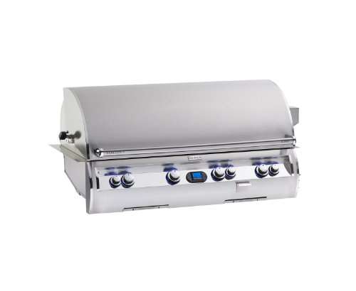 Fire Magic Echelon Diamond E1060 Propane Gas Built-In Grill With One Infrared Burner And Power Hood