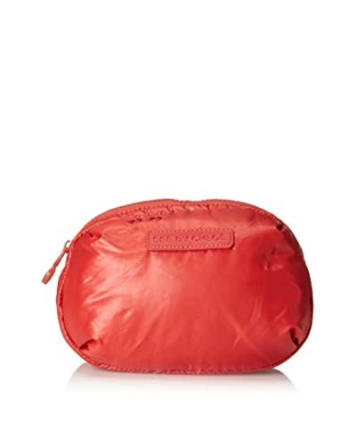 See by Chloé Women's Zip Pouch, Coral
