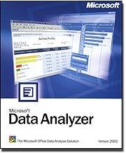 Microsoft Data Analyzer 2002 [Old Version]