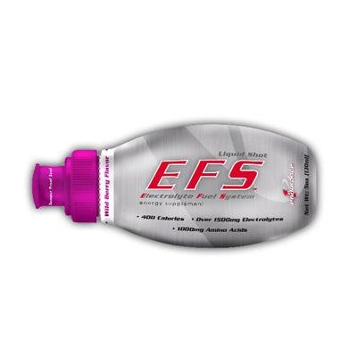 1St Endurance - Efs Liquid Shot Wild Berry Flavor - 5 Oz. Clearance Priced