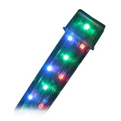 97.5 Feet Pre-Cut Led 4-Wire 120-Volt Rgb Color Changing Rope Light