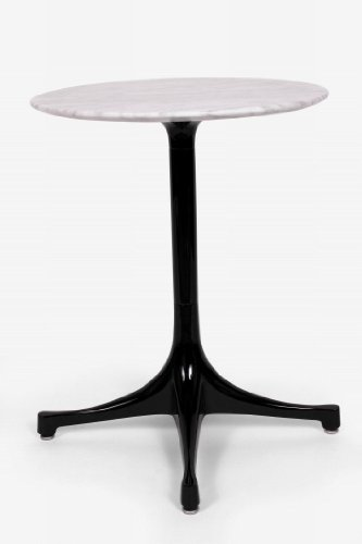 Control Brand FET8519BLK Nelson Marble Table